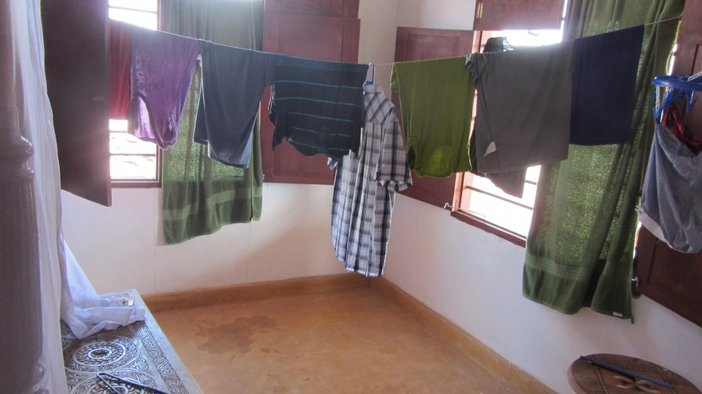 washday for the shirt