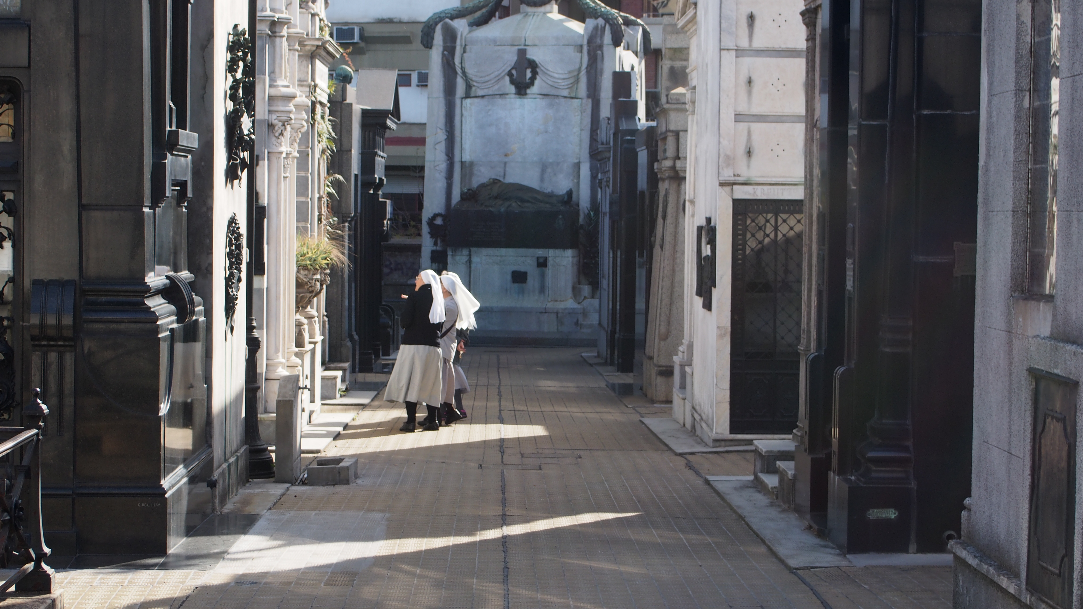 Recoletta cemetary, Buenos Aires