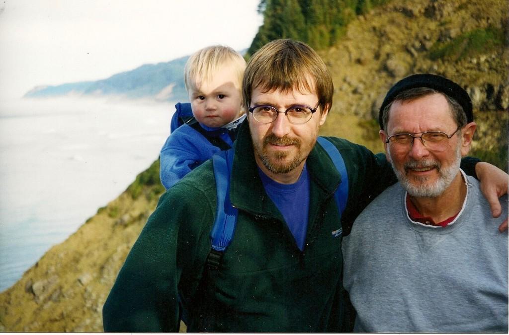 Hank, Bill, and Dad