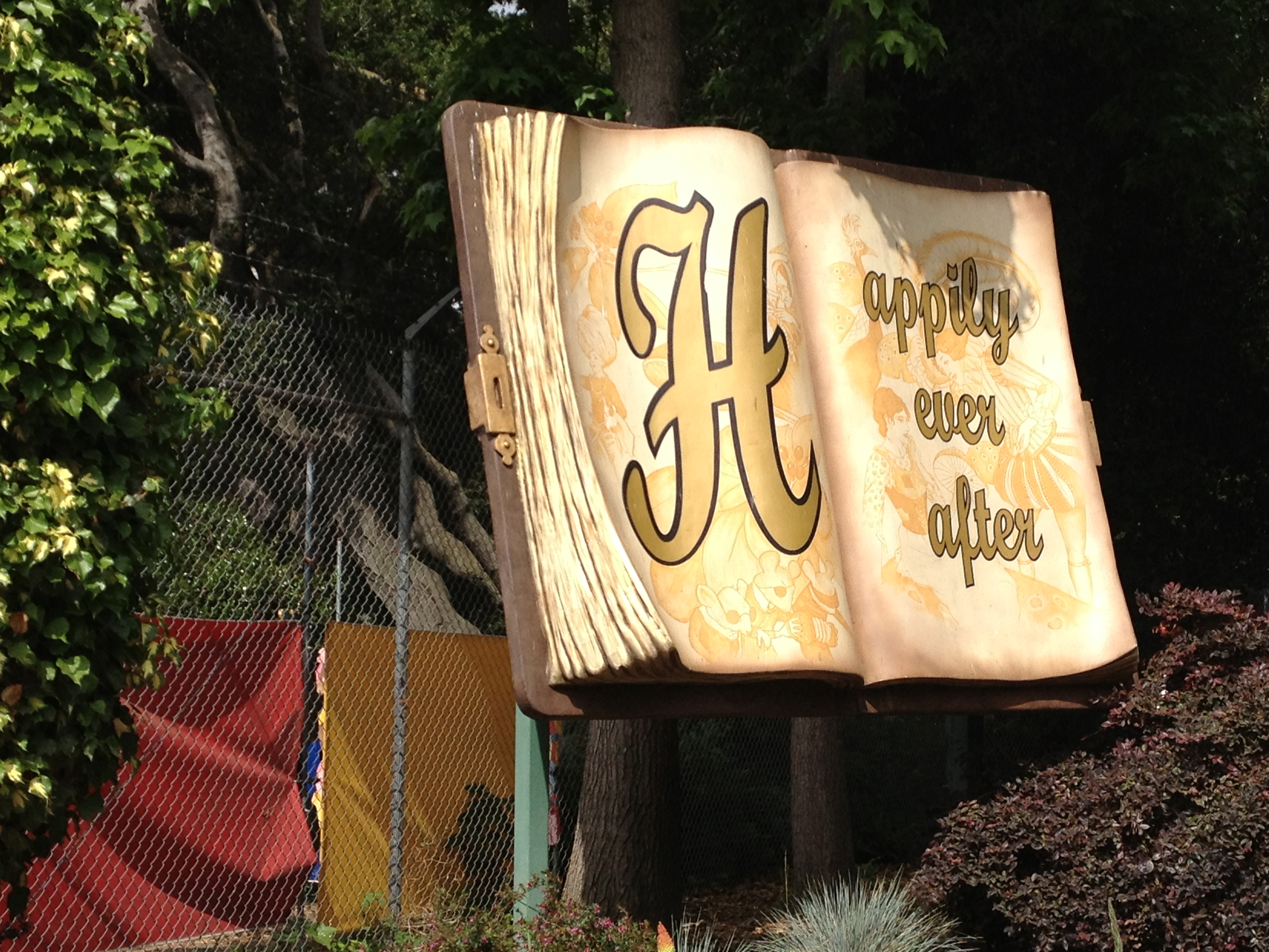 Happily ever after at Children's Fairyland