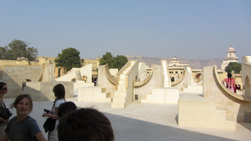 Jantar Mantar, Jaipur, India Winter Solstice