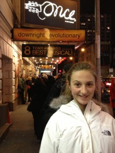 Cat on Broadway